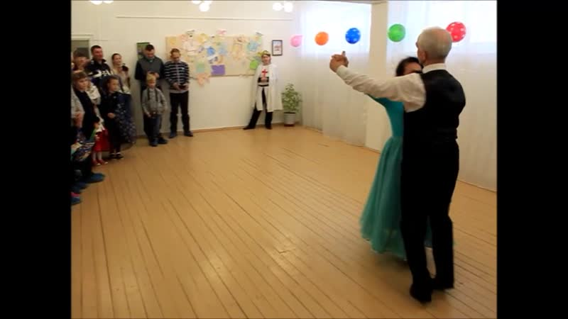 Книжный бал Фигурный вальс Татьяна Сафиулина и Сергей Мальцев