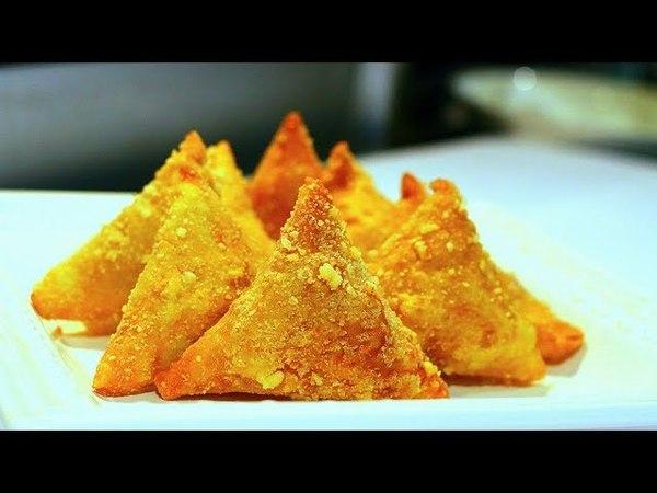 പപ്പടം കൊണ്ട് അടിപൊളി സമോസ papad samosa recipe Episode 847