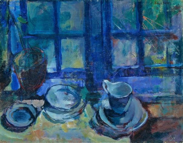 Людвиг Карстен (норв. Ludvig arsten; 8 мая 1876 1926) норвежский художник постимпрессионист. Родился в семье архитектора, с 13-летнего возраста систематически брал уроки рисования. В 1893