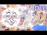 INVISIBLE TROLLING IN AGMA.IO - INVISIBLE SKIN! NEW 2019!