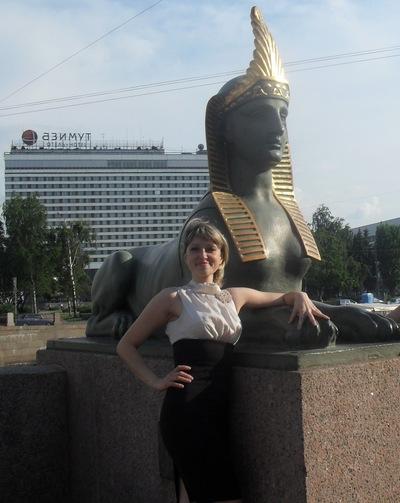 Ирина Лаурина, 9 октября 1980, Санкт-Петербург, id3476878