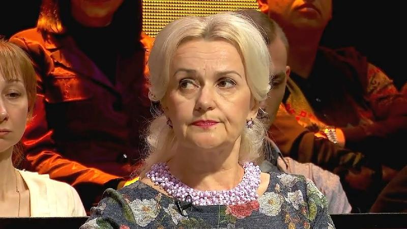 Ірина Фаріон про ЗЕ кандидата одразу після виборів НТА 31 березня '19