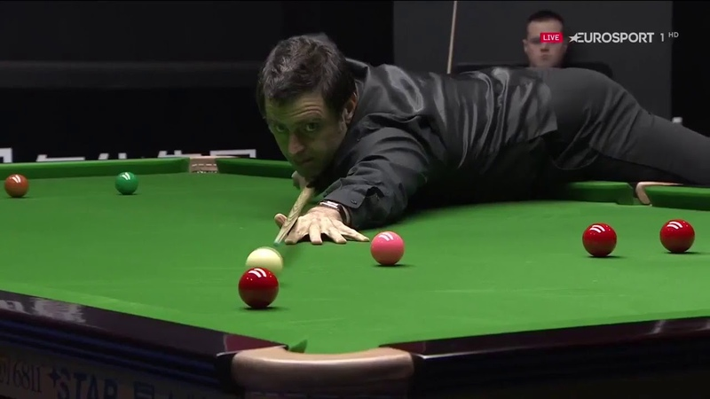 Ronnie O'Sullivan 147 Century no 944 14th Maximum China Open 2018 720 X 1280