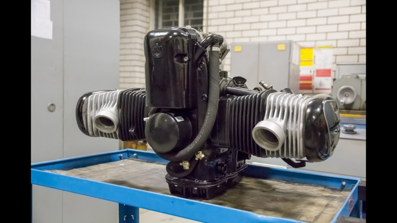 Двигатель 1700 см3.