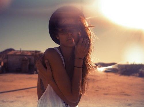 Лучшие фото красивых женщин - 407