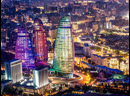 Баку – город будущего ♥Пленительные виды столицы «страны огней»