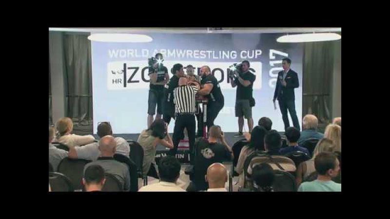 ZG Strong: Mirtaleh Aslanov VS Medet Kuttymuratov - RIGHT qualificuation