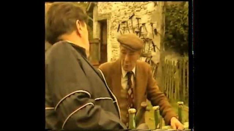 Frank Hall interview Making An Irish Shillelagh Hurricane CHARLIE 1986