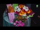 Сюжет о юбилее Костиковой Зинаиды Николаевны на Первом городском телеканале