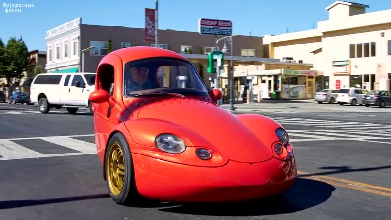 20 смешных, забавных автомобилей прошлого века. Мини авто 60х, 70х и 80х произво