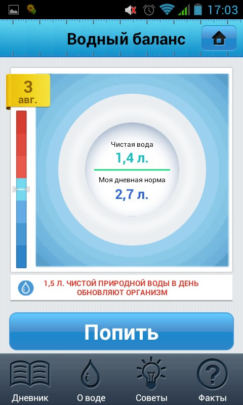 Подсчет калорий, белков, углеводов и жиров – приложения на Андроид