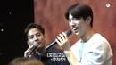 181216 GOT7 진영이가 제일 얄미운 스니ㅋㅋㅋ 왕개박개 귀여워 (fancam/Eng sub_Jackson, Jinyoung)