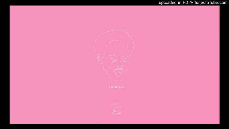 Earl Sweatshirt - Solace Instrumental (Late for everything)