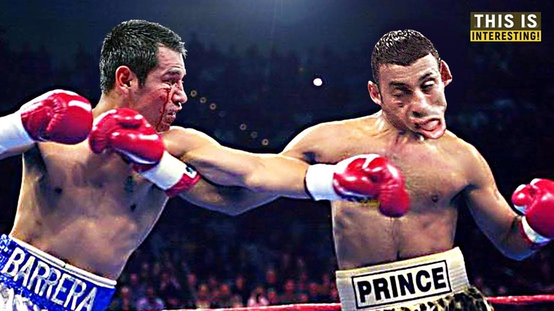 The disastrous defeat of Prince Naseem Hamed