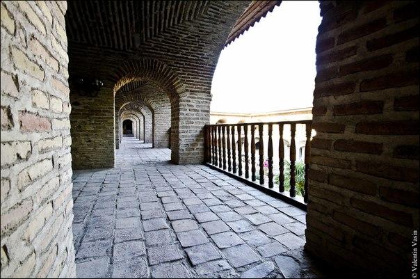 Шекинский Караван Сарай (20 фото)