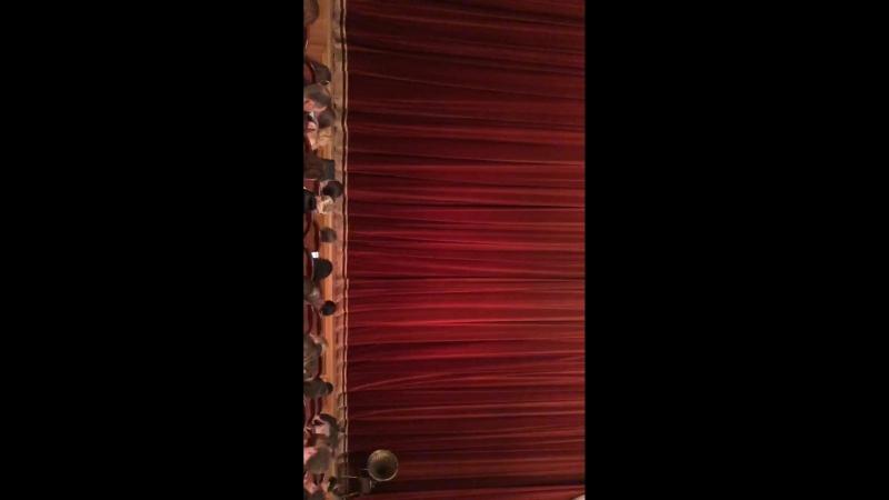 Live: Кафедра Хореографии | РГПУ им. А.И. Герцена |СПб