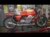 Moto Guzzi T3 1975