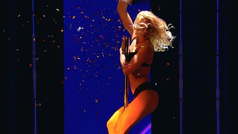 Стриптиз на шоу фокусов: Анна Делос разделась прямо на сцене | Всё, кроме обычного | эксклюзив до эфира