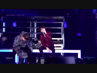 this is actually the superior seesaw fancam