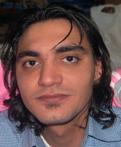 Samuel Abd-Elsayed, 1 января 1986, Москва, id219266610