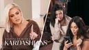 Kardashians Piece Together Tristan Jordyn Cheating Scandal KUWTK Katch Up S16 Ep11