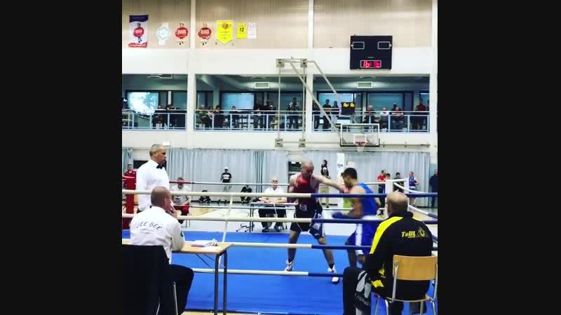 Макван Амирхани : Мой первый боксёрский поединок. Единственный путь к прогрессу, это испытание огнём (часть 3).