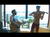Shirtless Violinist Tom Goss - Perfect (Ed Sheeran Cover)