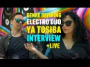Genre Defining Ya Tosiba Interview Live @Blå Oslo 2017