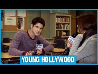 Интервью Дилана и других актеров сериала Волчонок (Teen Wolf) для Young Hollywood