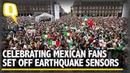 Fans Set Off Earthquake Sensors Celebrating Mexico's Win Over Germany: FIFA World Cup | The Quint