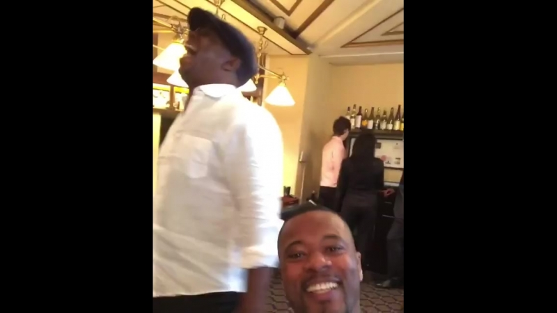Patrice Evra reunites with Ji Sung Park and moots Rush Hour 4 mufc