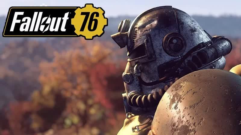 Fallout 76 ♠️ Пылесосим Западную Вирджинию с Zavoolone Let's Play
