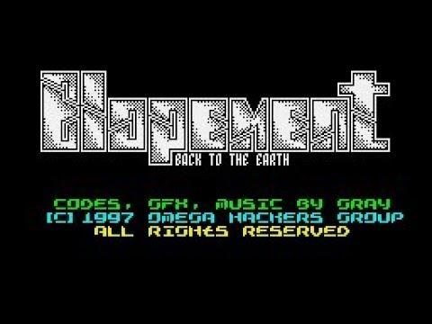 Классика ZX Spectrum - Elopement. Back to Earth (1997)