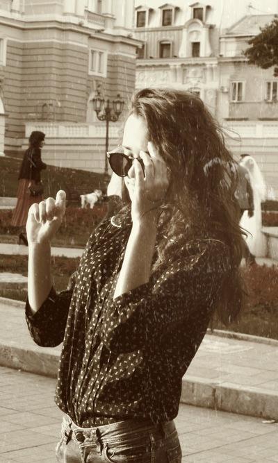 Настя Довбыш, 13 ноября 1995, Одесса, id37777408