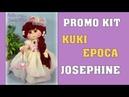PROMO KIT KUKI EPOCA , manualilolis, video- 341