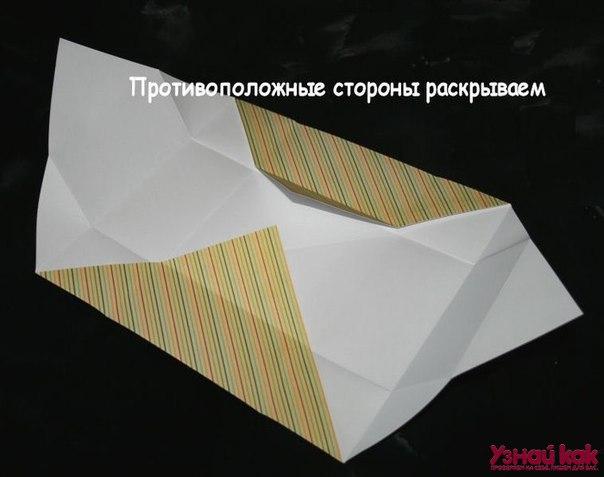 Как собрать коробочку для подарка? OTyO4qvmNcw