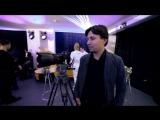Backstage. Съемка репортажа с открытия нового автосалона BMW в Москве.