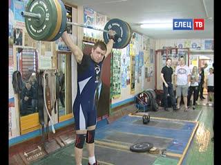 В Ельце состоялось открытое первенство по гиревому спорту и тяжёлой атлетике