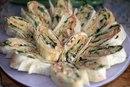 11 диетических начинок для рулета из лаваша или рисовой бумаги.
