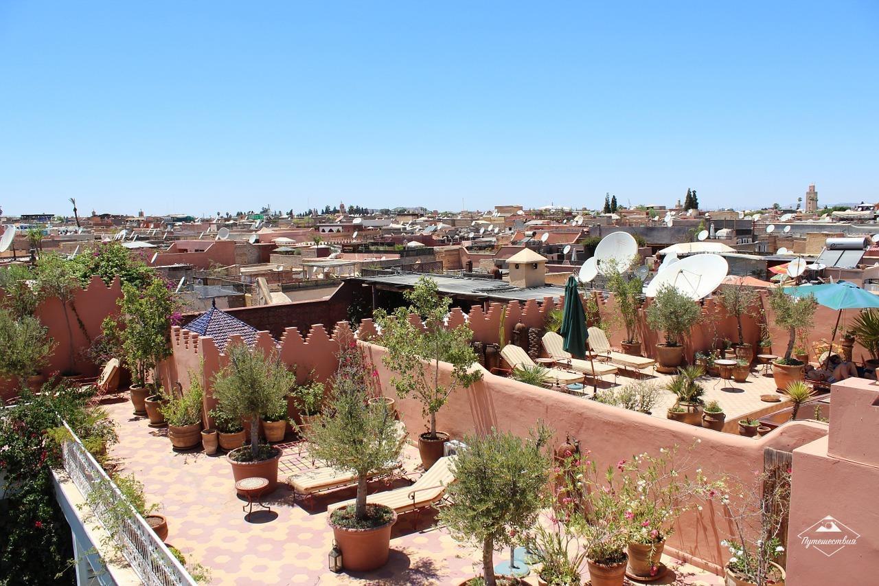 Марракеш Марокко