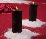 Инструкция как сделать искусственный снег в домашних условиях.  Результатом воздействия этого химического вещества на...