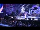 Валерия и Гузель Хасанова Чёрно белый цвет ЖАРА В БАКУ Live 2018 mp4