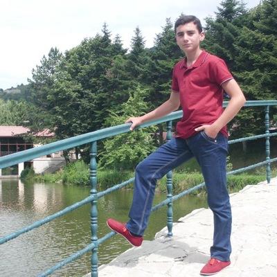 Amur Gasparyan, 27 апреля 1996, Волгоград, id142820603