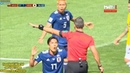 Лучшие моменты и обзор матча Колумбия 1 2 Япония