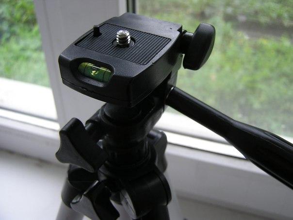 какая резьба на штативе для фотоаппарата