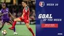 Week 20 Goal of the Week | Hayley Raso, Portland Thorns FC | NWSL 2018