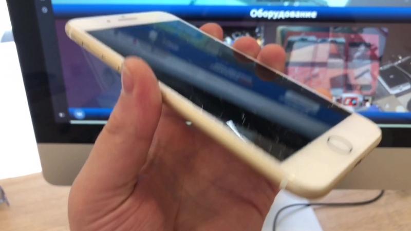 IPhone 7 Plus Замена стекла Воронеж