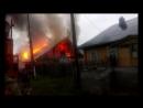 Пожар 16 06 18 г Лысьва ул Дальняя