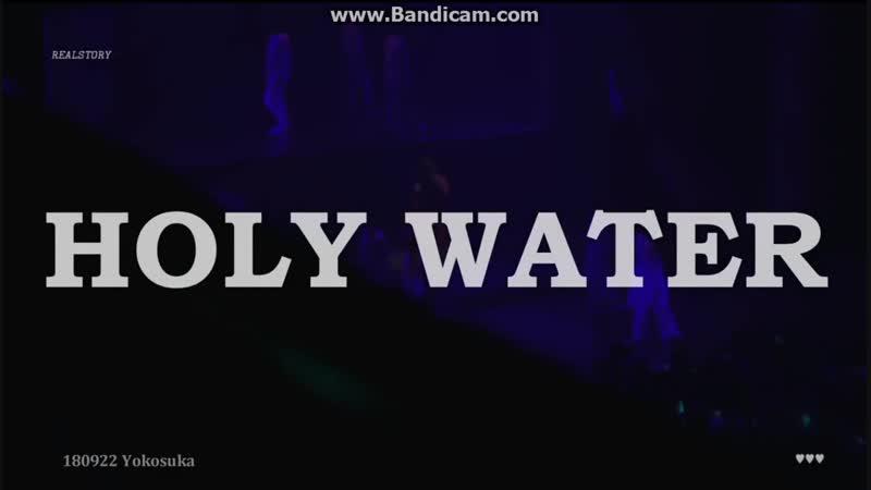 180921 TAEMIN Japan 1st TOUR ~SIRIUS~- Holy Water