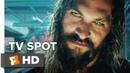Aquaman TV Spot Waves 2018 Movieclips Trailers